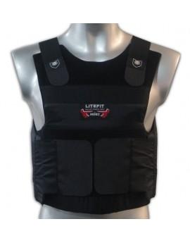 Gilet pare-balle discret Bodyguard NIJ IIIA - 600.00€