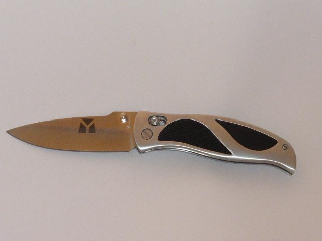 Couteau de poche MANYVE Lame : 8,5 cm