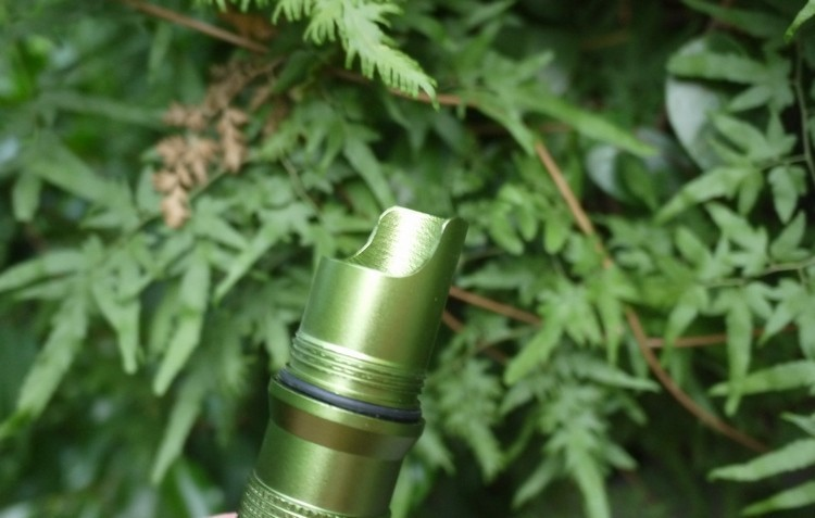 Boite étanche d'allumettes EDC vert olive