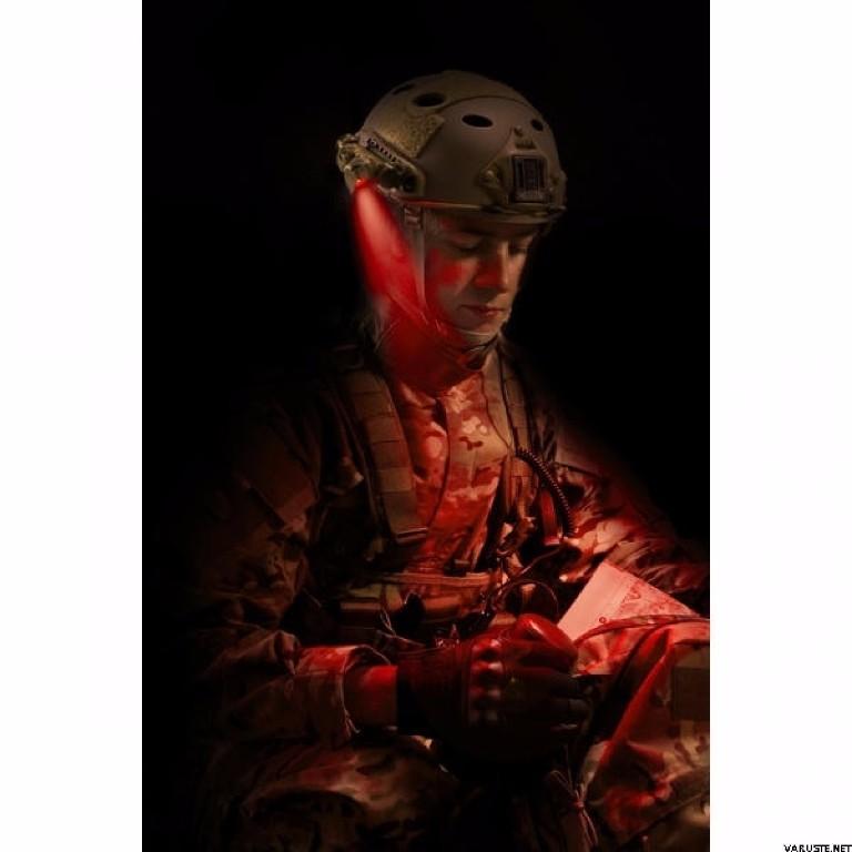 Lampe tactique PETZL Strix IR Camouflage