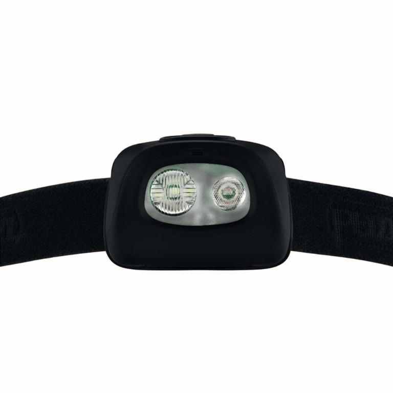 Lampe frontale PETZL Tactikka + noir