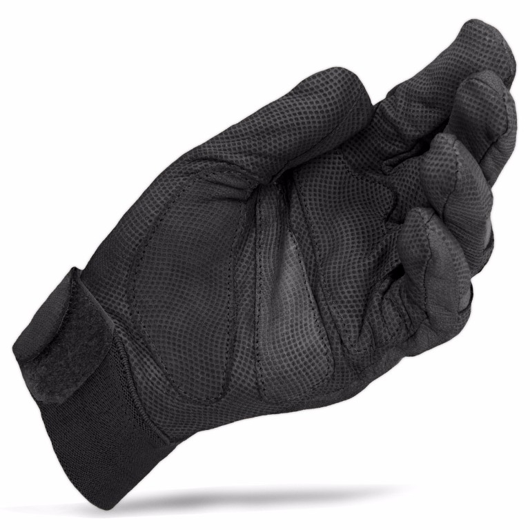 Gants Rhyno kevlar Bulldog Tactical Noir L