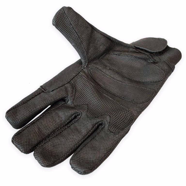 Gants Rhyno kevlar Bulldog Tactical noir XL