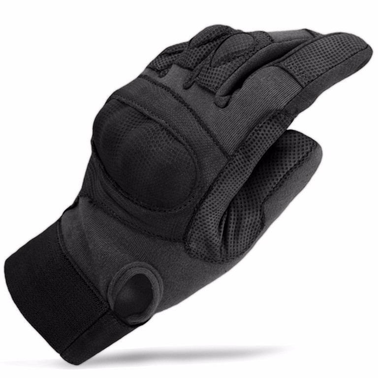 Gants Rhyno kevlar Bulldog Tactical noir XXL