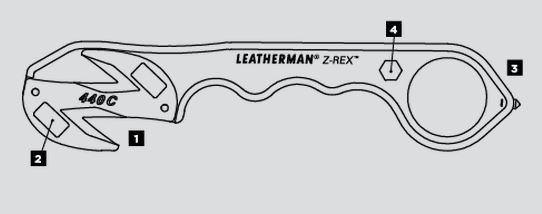 Leatherman Z-Rex