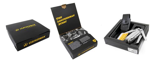 Leatherman Wave + Croc + Bit extender boite cadeau