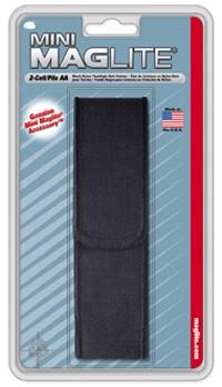 Pochette Mini Maglite nylon noir 2AA