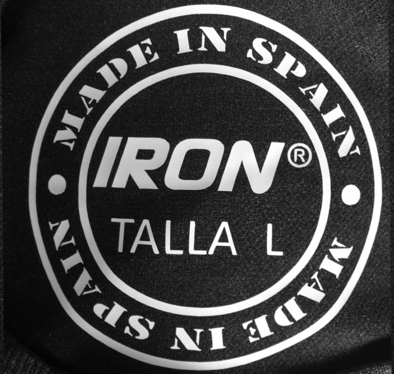 Tee-shirt technique Iron