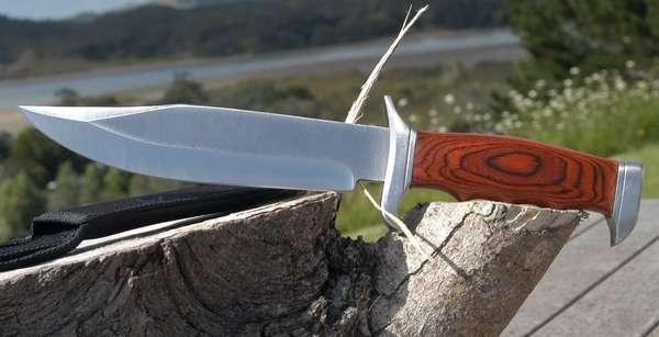 Couteau de chasse Elk Ridge ER-012