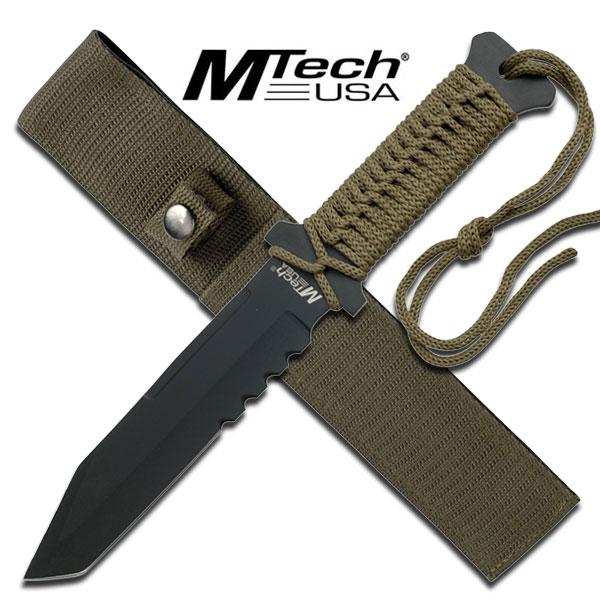 Couteau de combat M Tech Tanto MT-528 T