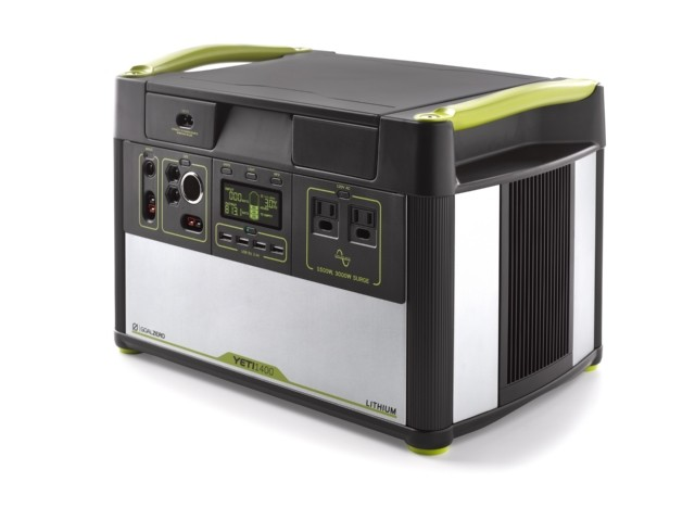Goal Zero Batterie Yeti 1400 Lithium