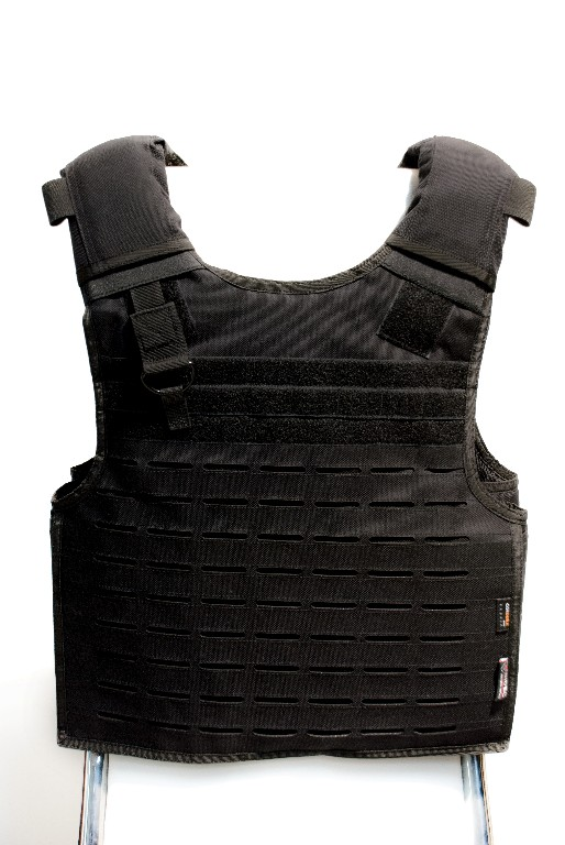 Gilet tactique porte-plaque NIDEC Defense - 155.00€