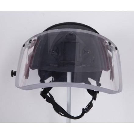 Visière pare-balles NIJ IIIA pour casque CSC26