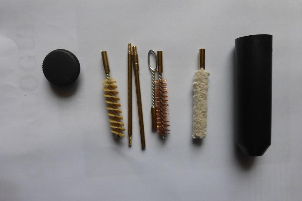 Kit de nettoyage 9mm 357M 38Spe